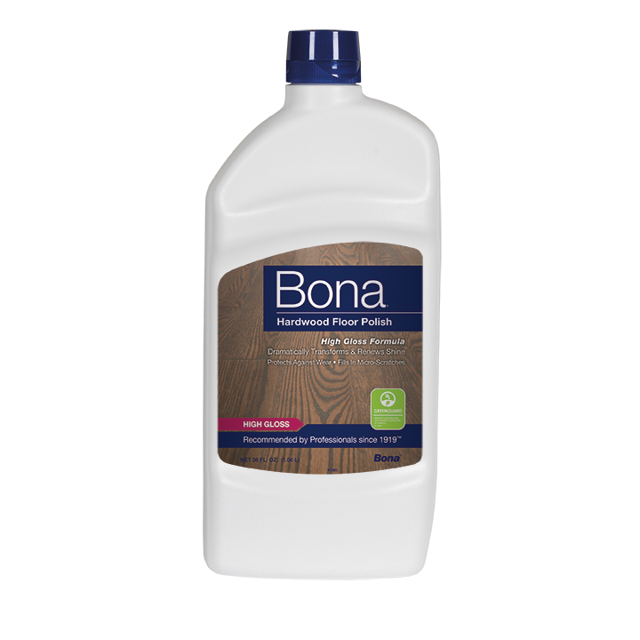 Bona® Hardwood Floor Polish – High Gloss