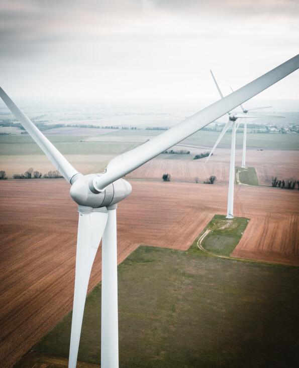 Wind turbine - energy