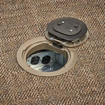 Rfb2e Og Series Two Compartment Recessed On Grade Floor