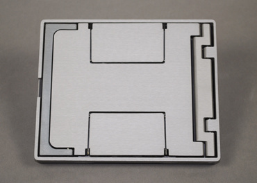 Blank Cover Assembly, FPBTAL