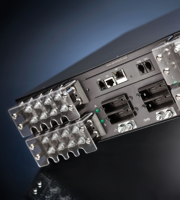 Tablet image of Server Technology's -48VDC