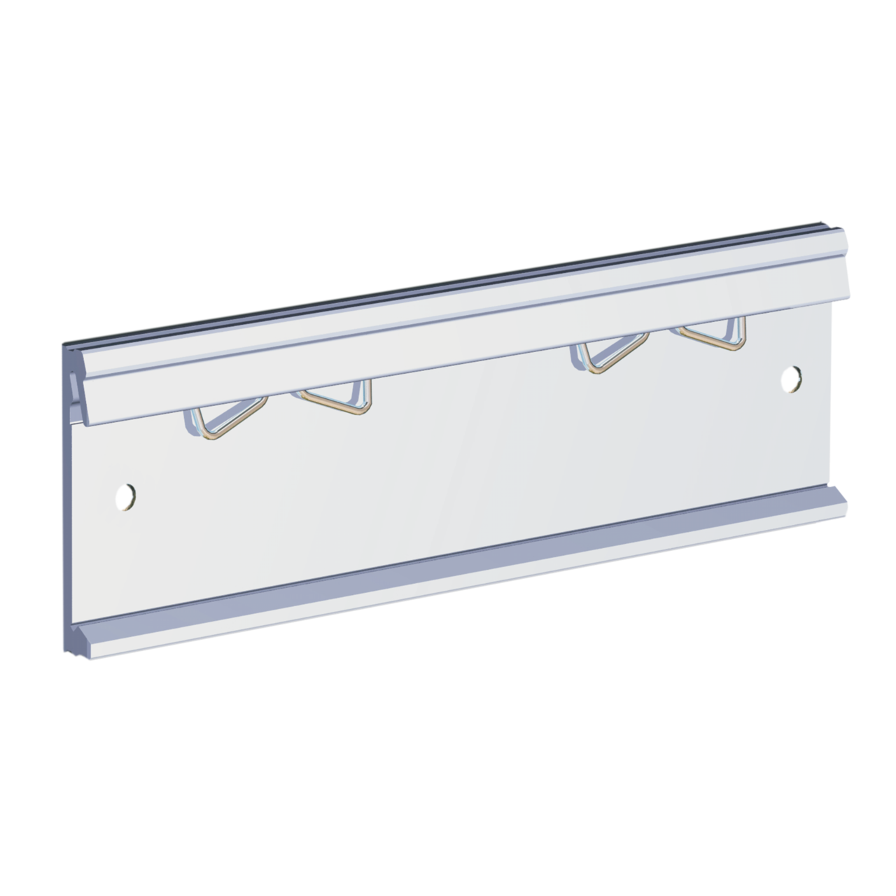 Image for Adaptor for horizontal rail mounting from nVent SCHROFF | Europe, Middle East, Africa and India