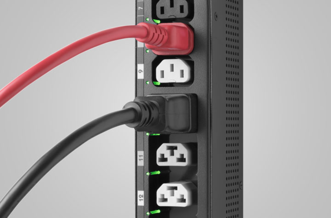 Image of Server Technology Power Distribution Unit with HDOT and HDOT Cx Outlets