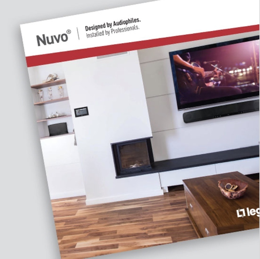 Nuvo Speakers banner image