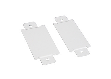 Evolution Hinged Wall Box Spacers, White, EHWB-SPACER