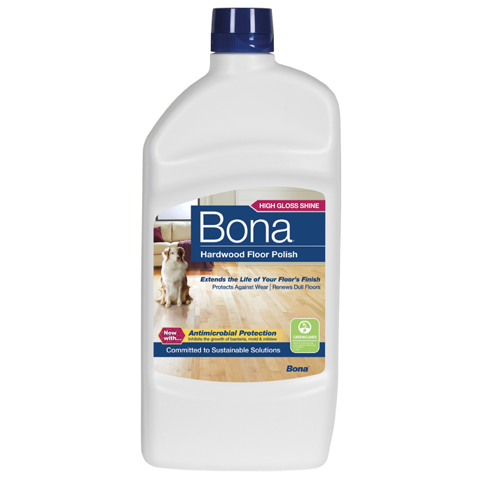 Bona® Hardwood Floor Polish – High Gloss