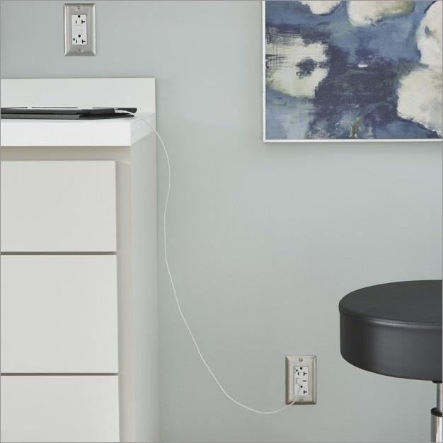 Fed Spec and hospital grade USB receptacles