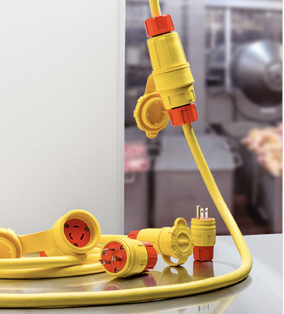 industrial watertight plugs and connectors