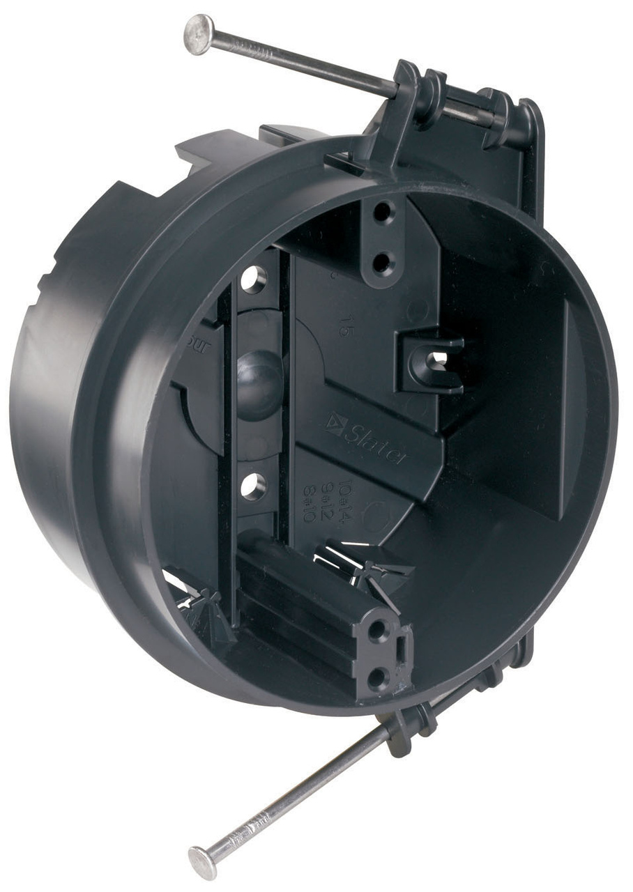 4 Inch Round Ceiling Box, S120RAC