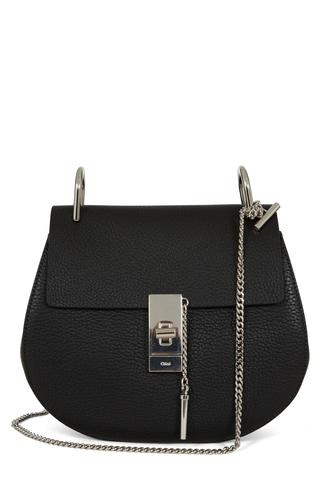 Black Chloe purse Styleblueprint Atlanta
