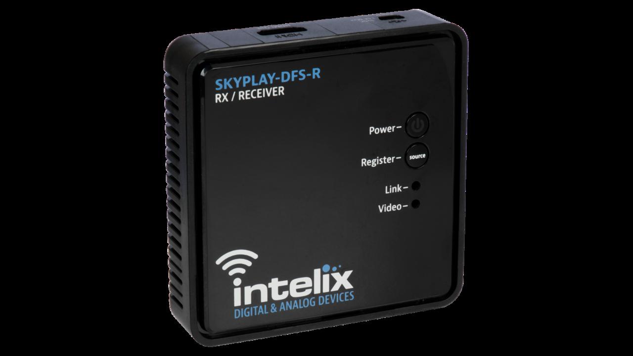 SKYPLAY-DFS-R - Wireless HDMI Receiver with DFS