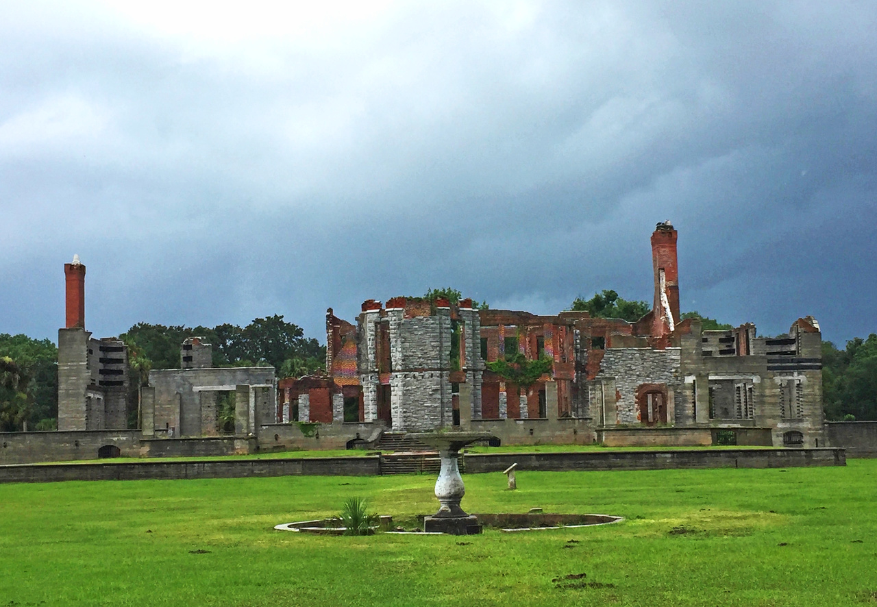 Like something out of a Jane Austin novel, the remains of Dungeness on Cumberland Island are a must-see for visitors.