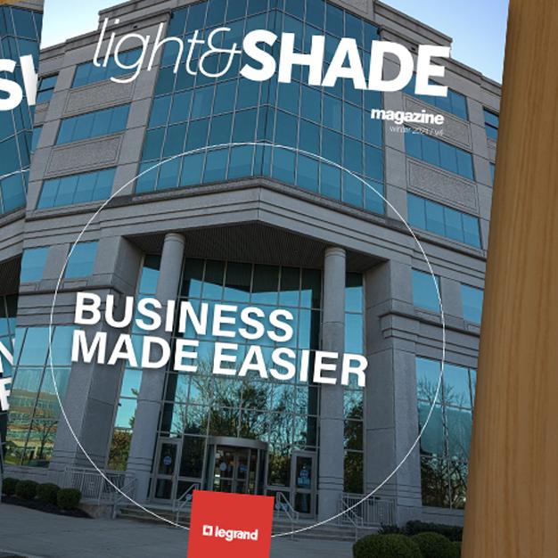 Light&Shade Business Made Easier