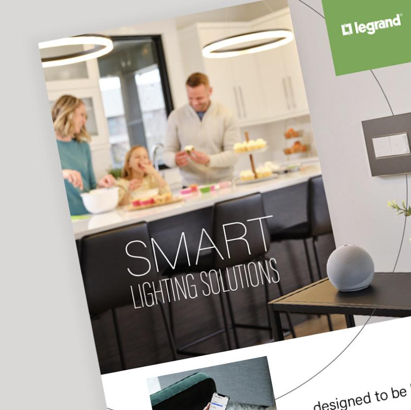 smart lighting brochure