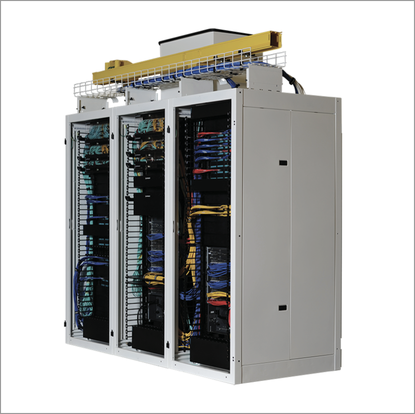 Legrand cabinets for data centers