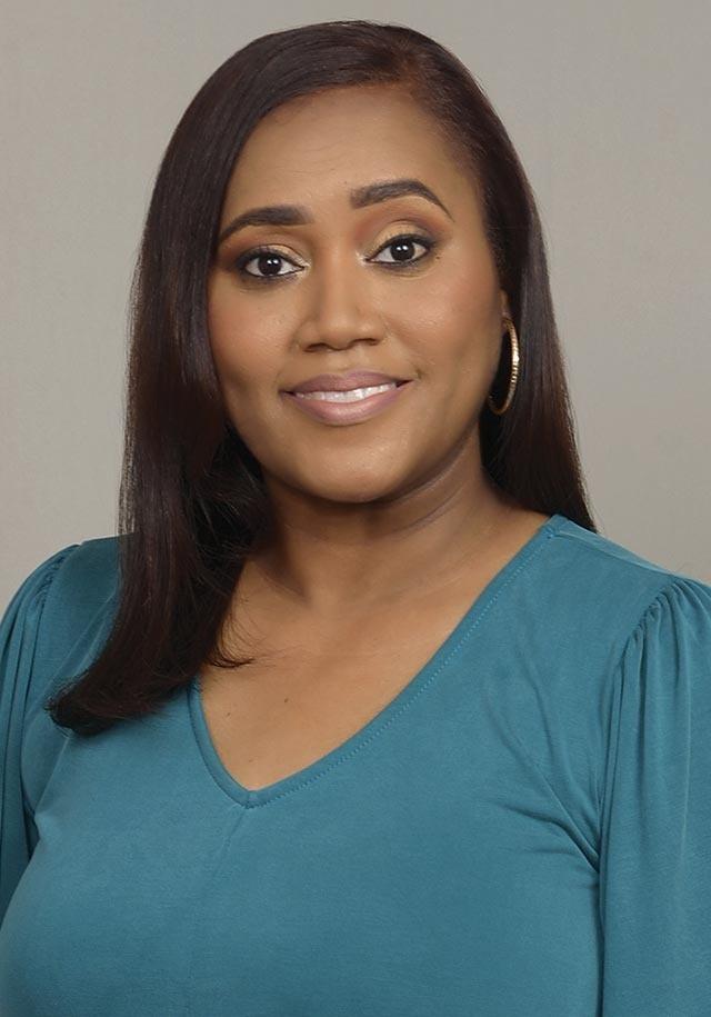 Stacey Jackson, R.N., F.N.P.