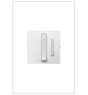 adorne Wireless White Whisper Switch
