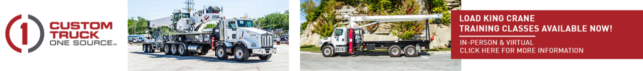 Load King Boom Truck Training Courses Now Available