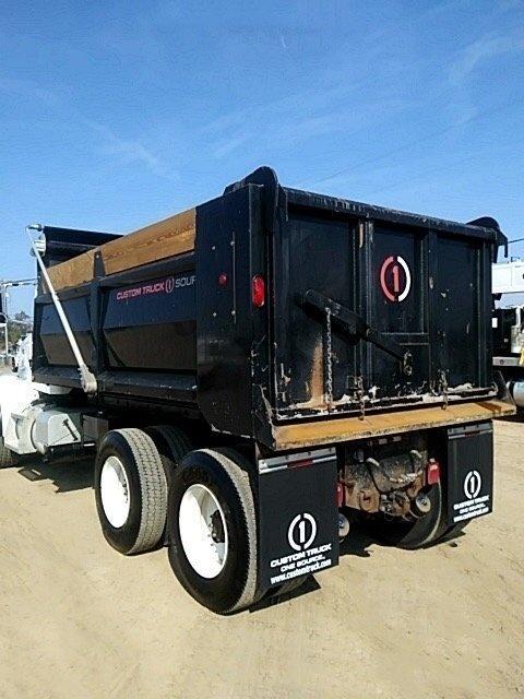 2015 Peterbilt 365 6x4 Dump Truck