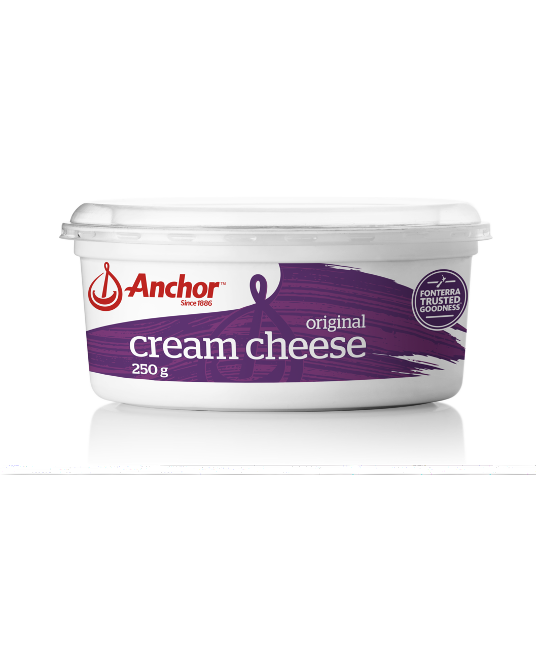 Anchor Cream Cheese Original 250g tub