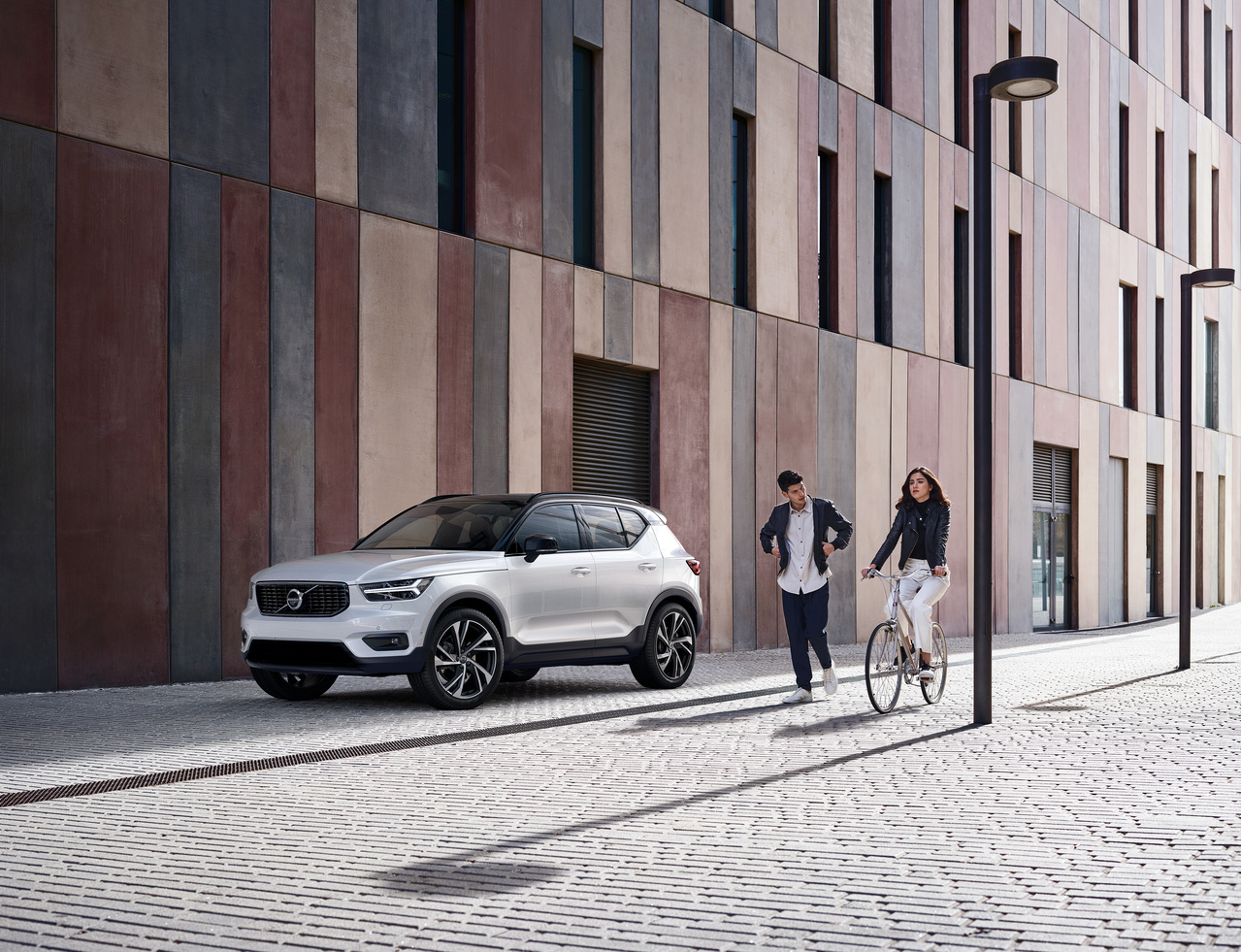 Volvo XC40 at Kempthorn Volvo Cars