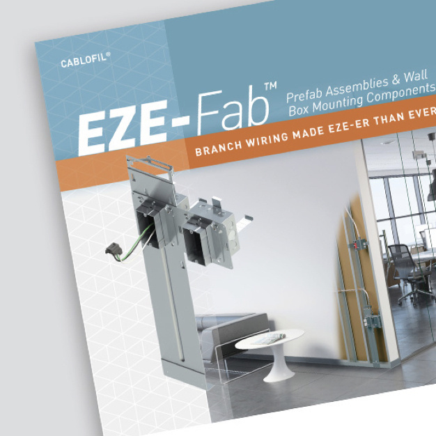 EZE-Fab Brochure and Ordering Guide