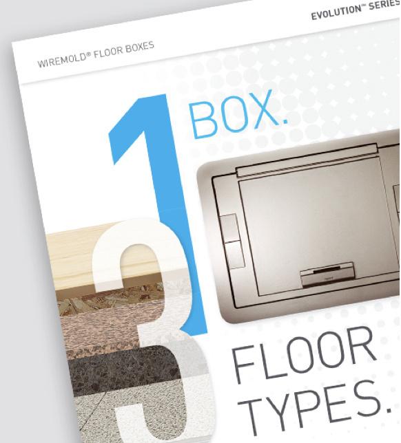 Floor box resource page