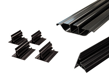 Nonmetallic 3-Compartment Channel, UTCM5