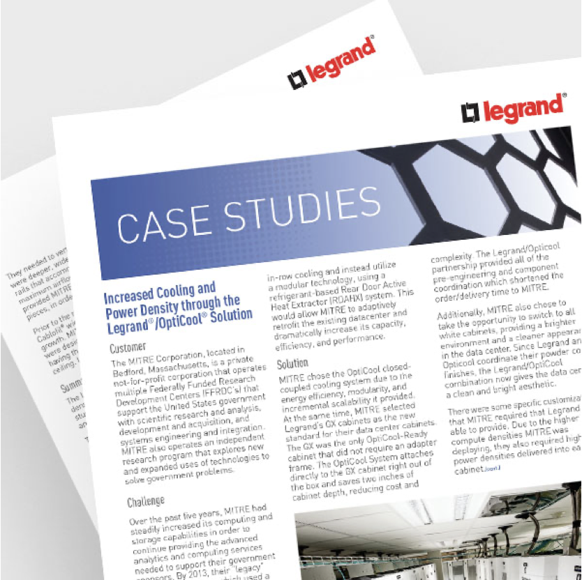 Case Study: Increased Cooling and Power Density Solution