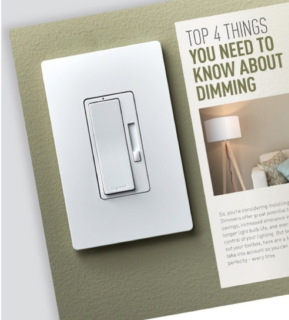 Four Truths about Dimming brochure