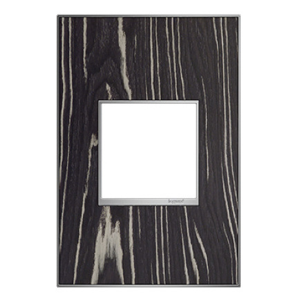 adorne Collection wall plate in Macassar