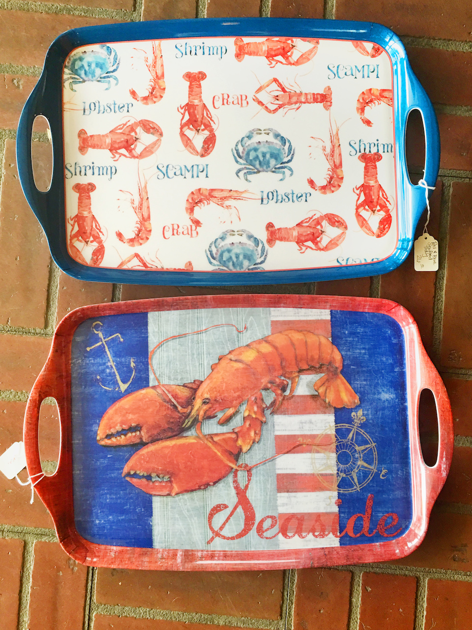 Party trays, $26 each, at The Dandé Lion