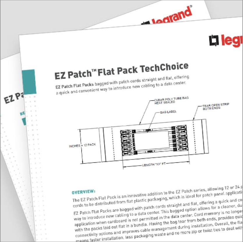 EZ Patch Flat Pack TechChoice