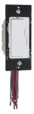 Harmony 0-10V LED/Fluorescent 4-Wire Dimmer   H4FBL3PW   Legrand on