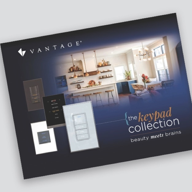 Vantage the Keypad Collection
