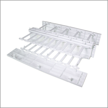 Ortronics data center product in white