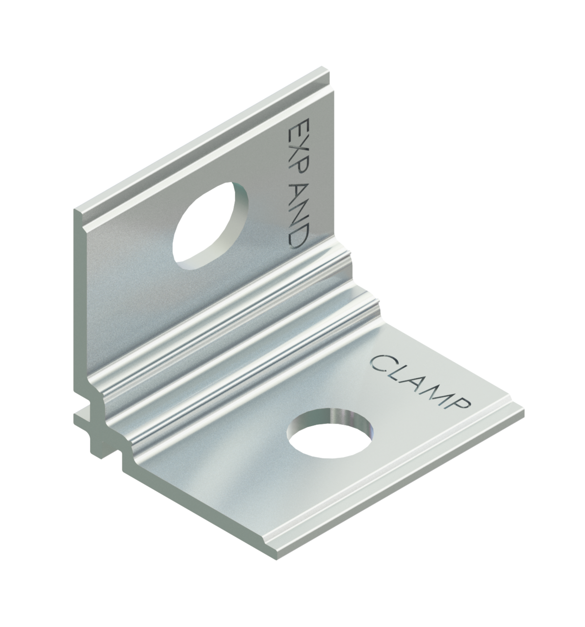 Cable Channel Tray Hold Down Guide Clamp
