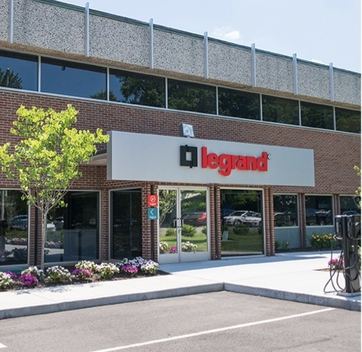 Exterior of Legrand North American Headquarters