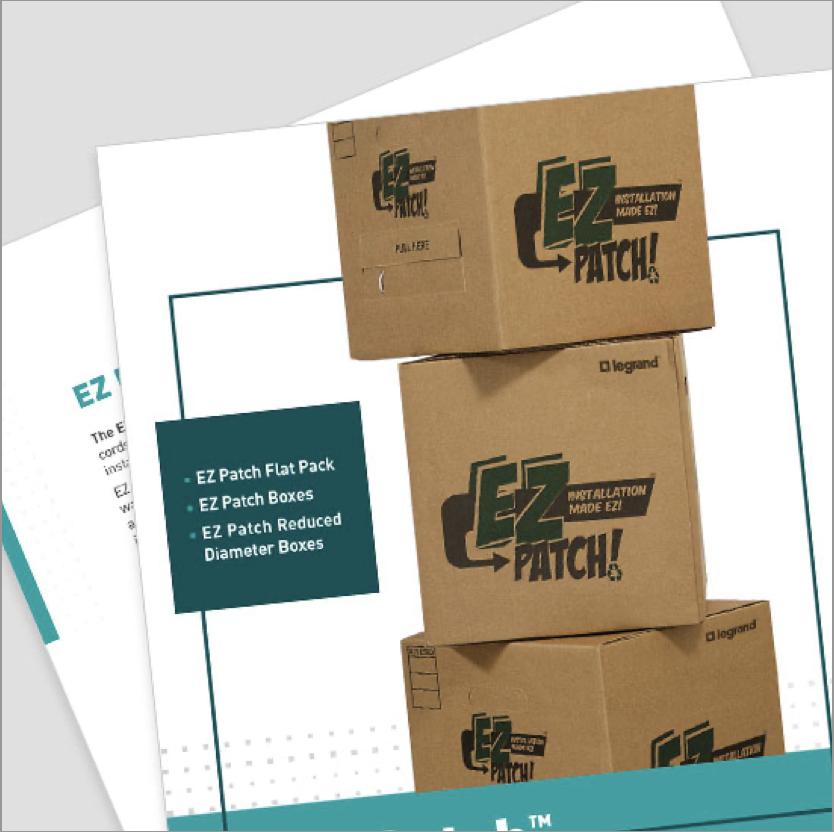 EZ Patch Brochure