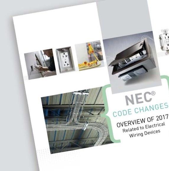 2017 NEC Codebook