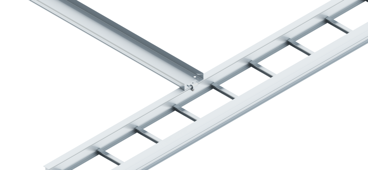 Cable Tray-To-Ladder Clamp