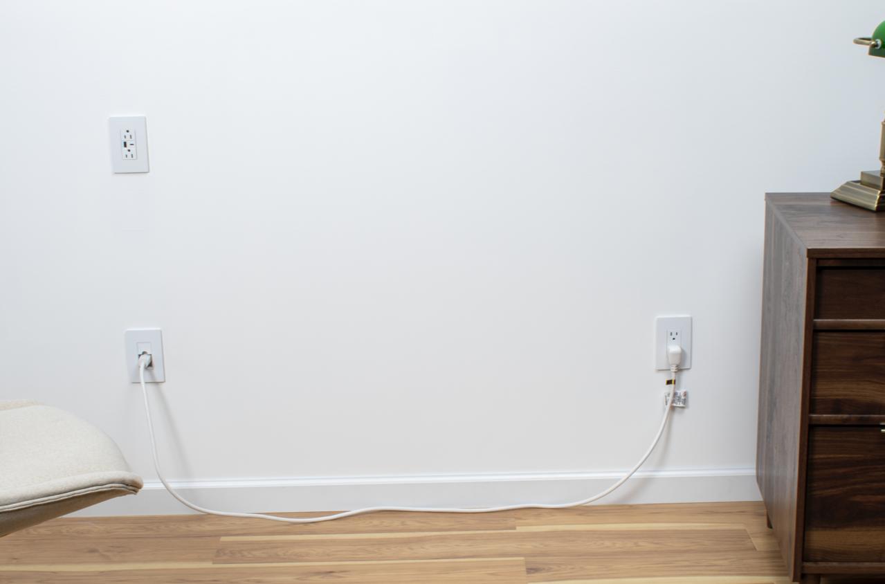 radiant outlet relocation kit
