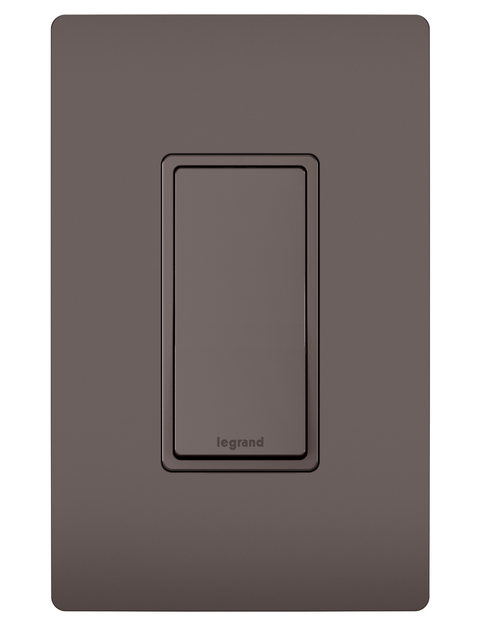 15A 3-Way Switch, Brown