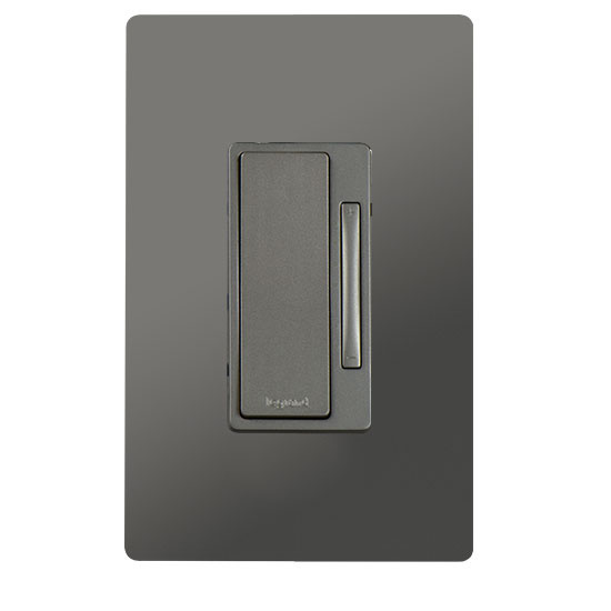 In-Wall Tru-Universal RF Dimmer, Nickel