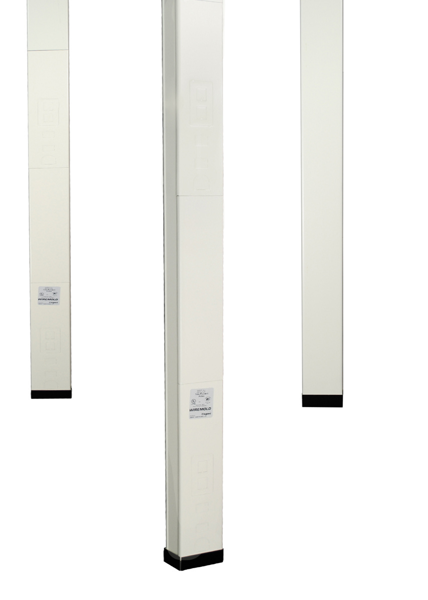 Blank Steel Pole, 30TC-2V