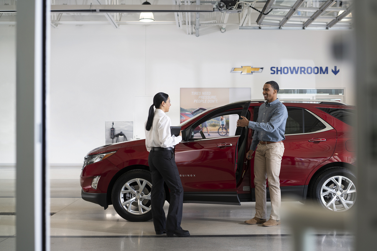 Chevrolet Repair And Service Center Norman Frede Chevrolet