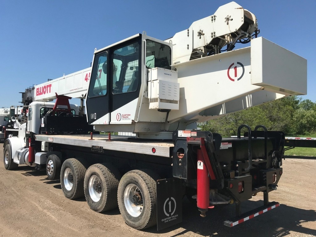 2016 Peterbilt 367 12x6 Elliott 45127R Boom Truck