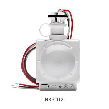 HBP-112-L7 WATTSTOPPER HIGH/LOW BAY PASSIVE INFRARED OCC SENSOR W/LENS