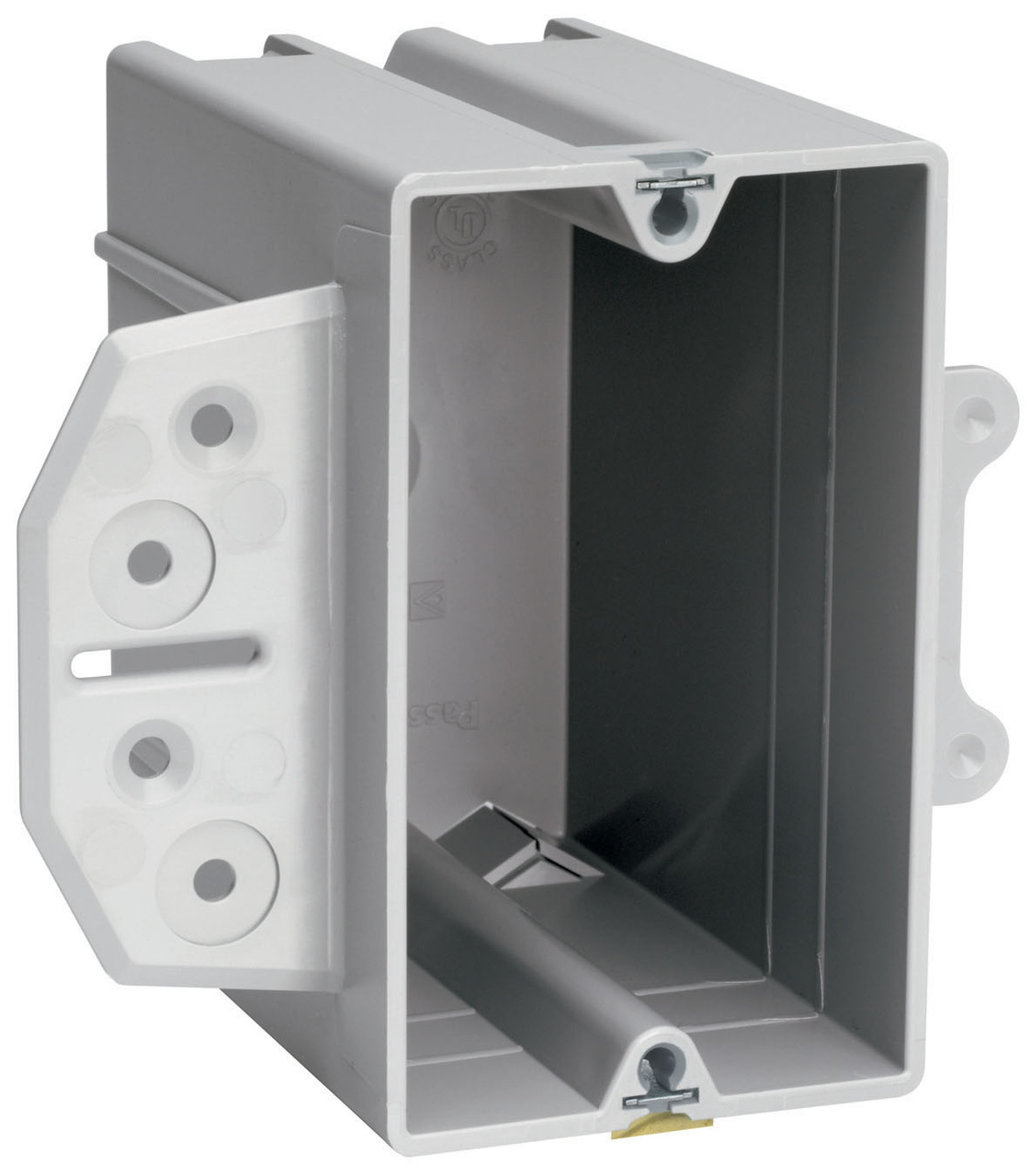 Steel Stud Bracket Box with Quick/Click, S122B