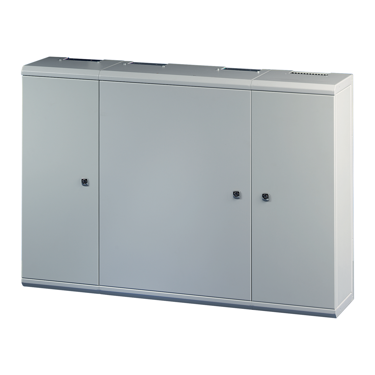 Image for LAN wall-mounted case from Schroff - Asia Pacific